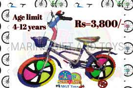 KIDS CYCLES AVAILABLE AT MGT TOYS