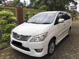 Innova Grand New 2.0 AT G Luxury 2012/2013 - Low Km 47rb on going