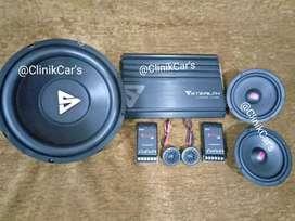 • Paket audio 2way Fonalivo, mix Stealth
