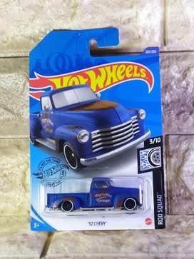 Hot Wheels 52 Chevy HotWheels