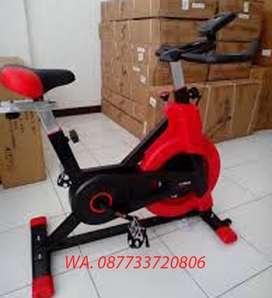 sepeda statis Spining Bike peralatan olahraga