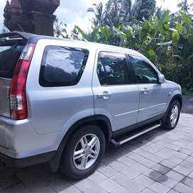 New CRV 2.4 th 2005 Ahir