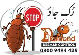 Deemak control دیمک کنٹرول   Fumigation Spray   All Other Insect Spray