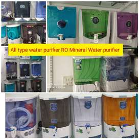 ALL TYPE RO WATER PURIFIER RO B12 ALKALINE MINARAL WATER HEATER SELL