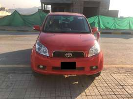 Toyota Rush 2009 -(Available On installment)
