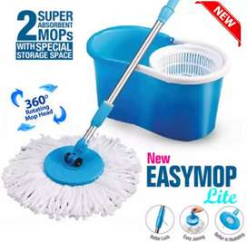 Mop 360 Degree Microfiber Spin Mop - Home Clean Tools Mops Refill