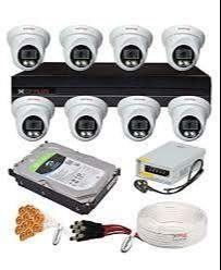 8CH HD CCTV INDOOR Camera setup installation-