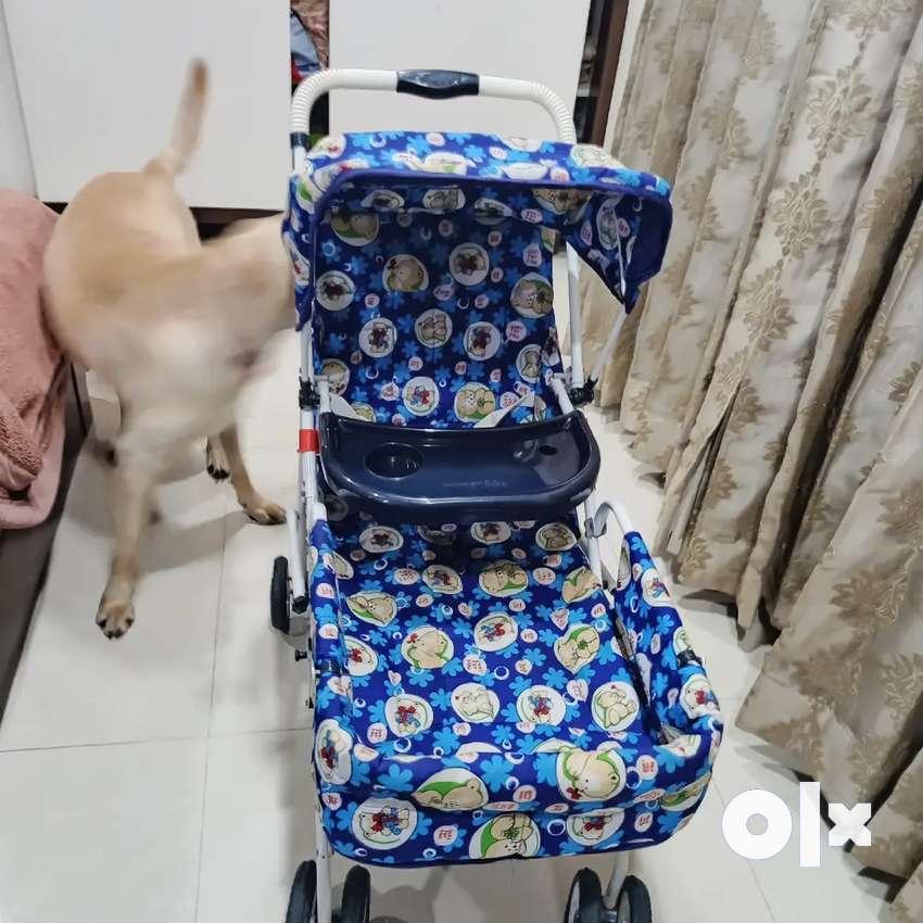 Bajaj stroller