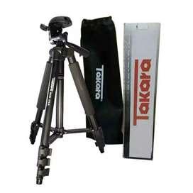 Tripod Takara ECO 173a Pouch for Dslr mirrorless Canon Nikon Sony Fuji
