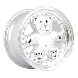 Velg Mobil Lantis Familia Rio Ring 15 Bear 4x100-1143 ET25 Sml