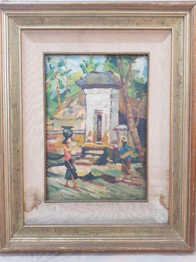 Emil Rizek; Lukisan Antik/Tua (1975) 0