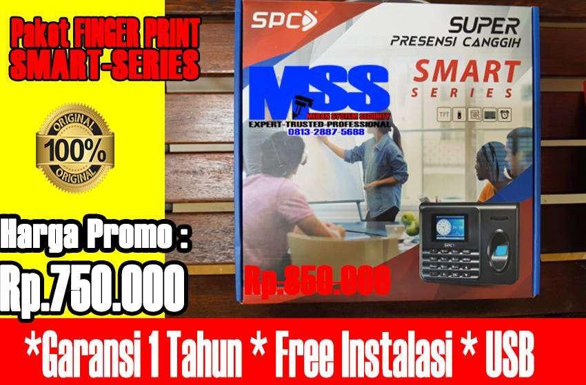PAKET FINGER PRINT SPC Smart Series