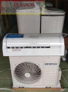 AC Denpoo 1/2pk 05TCL +Pasang material (GRATIS ONGKIR bayar dirumah)