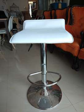 kursi hidrolis kafe putih steinless informa