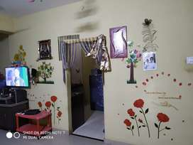 2bhk 3year used new flat in ground floor near main road for sale.