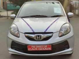 Honda Brio S(O) Manual, 2012, Petrol
