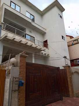 New manufactured house in gulgasht colony Kahkshan Street no 2