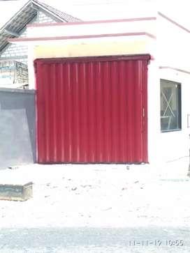 Pintu harmonika  polding Gate