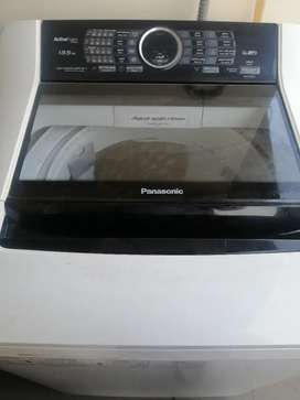 Panasonic Fully automatic 13L  washing machine model no. NA_F135X1