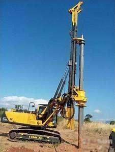 Ready Rotary Drilling Rig Alat Bor Produk Terbaru Di Batu