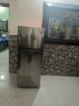 Samsung refrigerator 2012 model double door
