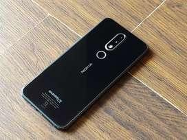 Nokia 6.1 plus 6/64