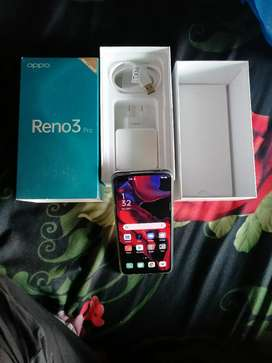 Oppo reno 3 pro 25 days used only exchange iphone 7 plus