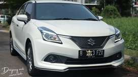 Istimewa termurah Suzuki Baleno GL Matic 2017 Putih Like New