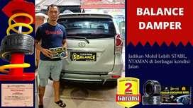 Mobil makin STABIL & Bebas Stir Banting sejak pasang BALANCE Damper