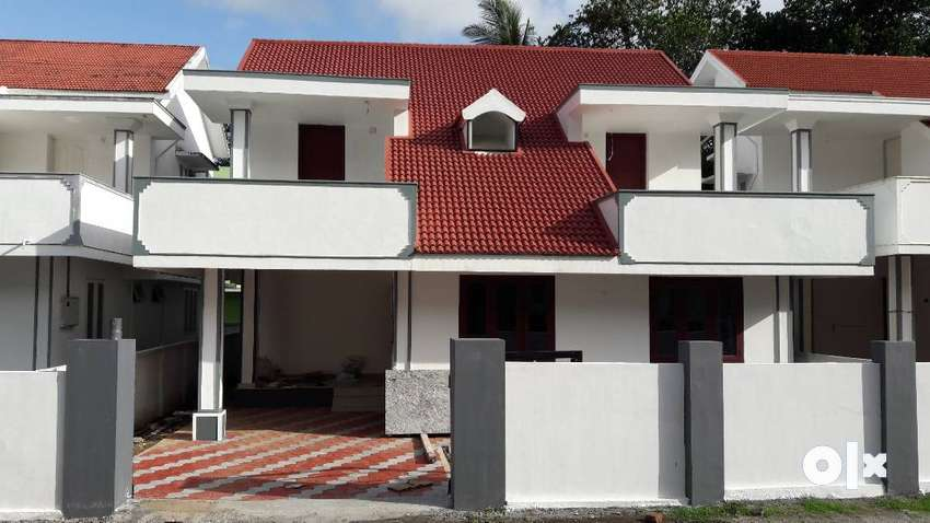 Elegant Villa 1650 Sqft  5cent  49 lac –Muthuvara Thrissur 0