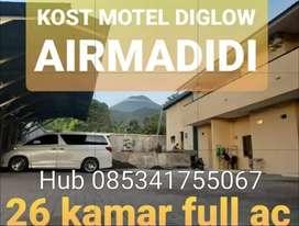 Kost Motel Diglow Airmadidi