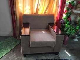 Royal oak 3 piece sofa set