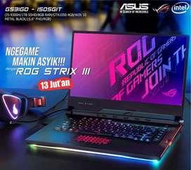 Kredit Laptop Gaming Asus ROG G531GD i5 Termurah Acer HP Lenovo jg Ada