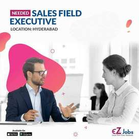 Tellcaller & field executive with good experience