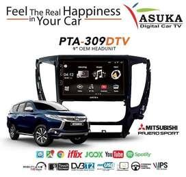 "Asuka PTA-309  9inch All New Pajero""VARIASI KIKIM"""
