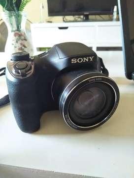 Kamera sony 35x optical zoom