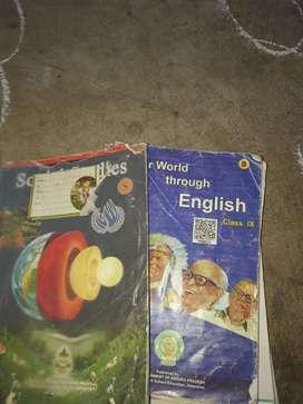 9th class books all