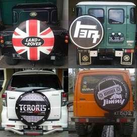 Cover/Sarung Ban Daihatsu Terios/Rush/Vitara/Rocky/CR-V MeriahJoss wee