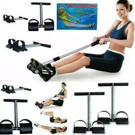 HS alat fitness pelangsing perut portable Super tummy trimmer