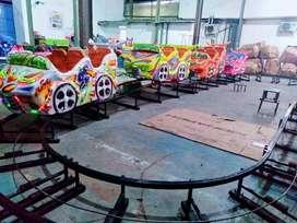 Wahana mini coaster odong paling ngetop banget RAA