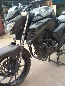 Fz 250cc bs4 showroom conditions