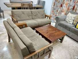 3 +2 sofa set purchase from @ home