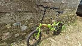 Sepeda Lipat R 16 anak anak