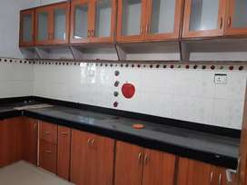 A 2 bhk semi furnished flat in Boring Road Chauraha for rent.