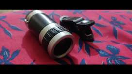 Mobile Zoom 8x18 lens For mobile Good Condition