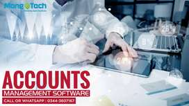 Accounts Software for all type of Business in Pakistan - Web based