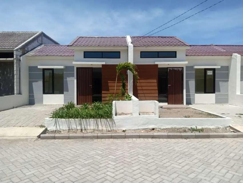 Rumah siap huni perum jade sudimoro promo free BPHTB biaya KPR 0