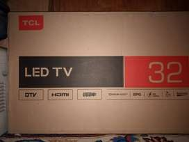 TCL 32 inch anolog+digital