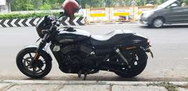 Harley Davidson Street 750 ABS Showroom Condition