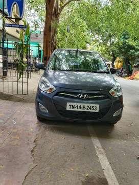 Hyundai I10 i10 Sportz 1.1 iRDE2, 2016, Petrol